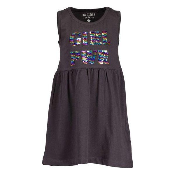 4ad6e7e42e Blue Seven Sukienka Dziewczęca Z Cekinami 122 Czarny - Sukienki ...