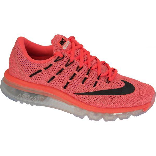Czerwone obuwie sportowe damskie nike air max Kolekcja
