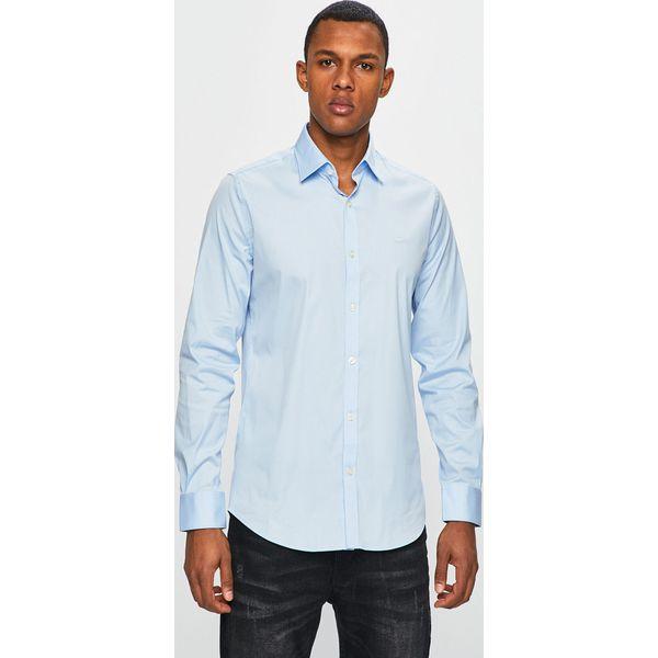 7445296fa Lacoste - Koszula - Koszule męskie Lacoste. Za 499.90 zł. - Koszule męskie  - Odzież męska - Mężczyzna - Sklep Super Express