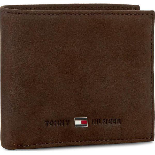 eeb983753e081 Duży Portfel Męski TOMMY HILFIGER - Johnson Mini Cc Wallet ...