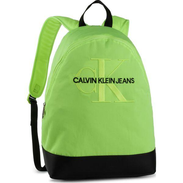 Plecak CALVIN KLEIN JEANS Monogram Nylon Cp Bp WO Pocket K50K504733 070