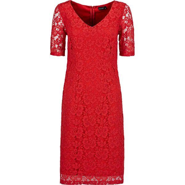 dddf14ff72 Sukienka koronkowa bonprix czerwony - Sukienki damskie marki bonprix ...
