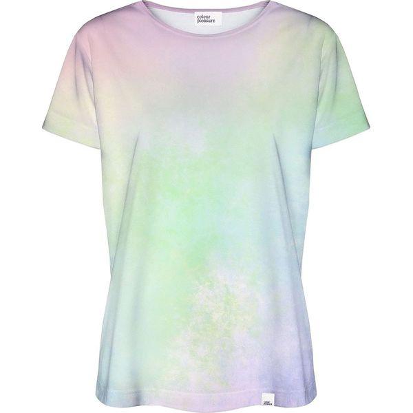 9edc5d09e Colour Pleasure Koszulka damska CP-030 199 zielona r. XS/S - Bluzki ...