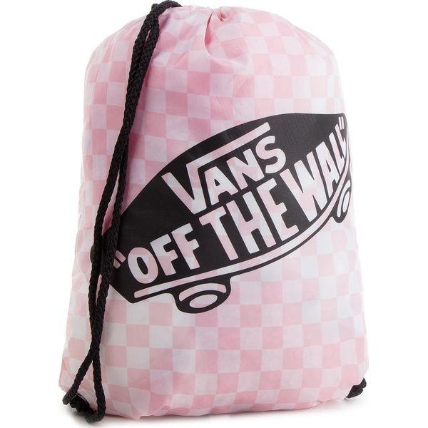 35cd7ca4c968b Plecak VANS - Benched Bag VN000SUFP2A Chalk Pink Chec - Plecaki ...