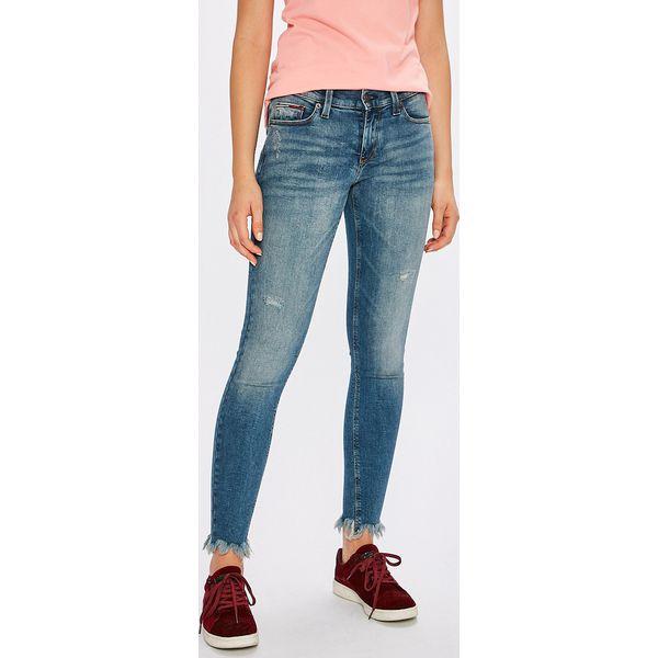 811a84cd6 Jeansy damskie Tommy Jeans - Kolekcja lato 2019 - Sklep Super Express
