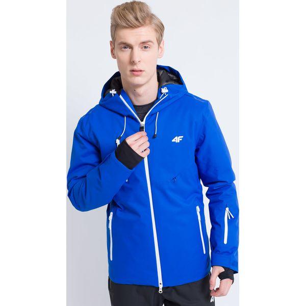 aeebd35c7 Kurtka narciarska męska KUMN163 - niebieski ciemny - Kurtki męskie 4f. W  wyprzedaży za 1,049.99 zł. - Kurtki męskie - Kurtki i płaszcze męskie -  Odzież ...