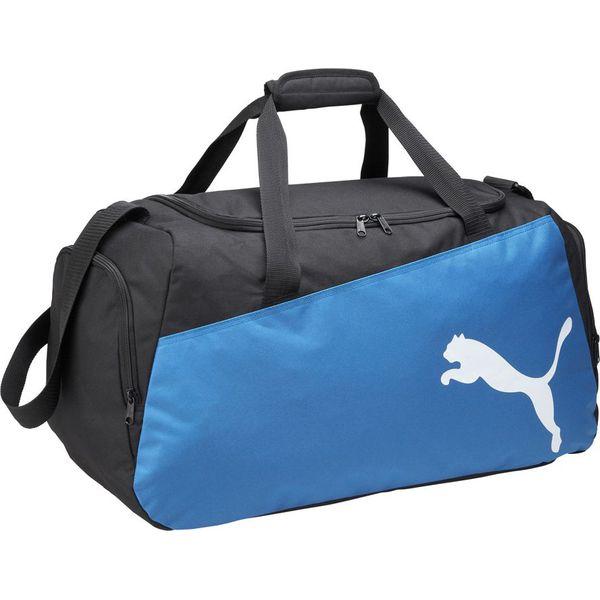 8cc8eba130588 Puma Torba sportowa Pro Training Medium Bag niebieska (072938 03 ...