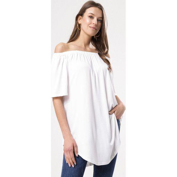 8e144ab4ce Biała odzież damska - Kolekcja wiosna 2019 - Sklep Super Express