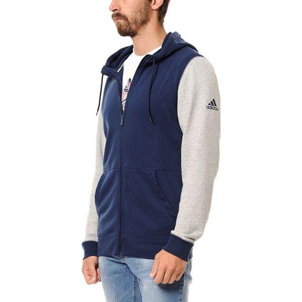 e6504cba5a716 Bluzy i swetry męskie marki Adidas - Kolekcja lato 2019 - Sklep Super  Express
