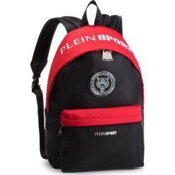 4344a8176b93 Plecak PLEIN SPORT - Backpack Metal Sport S19A UBA0003 STE003N Black Red  0213. Plecaki