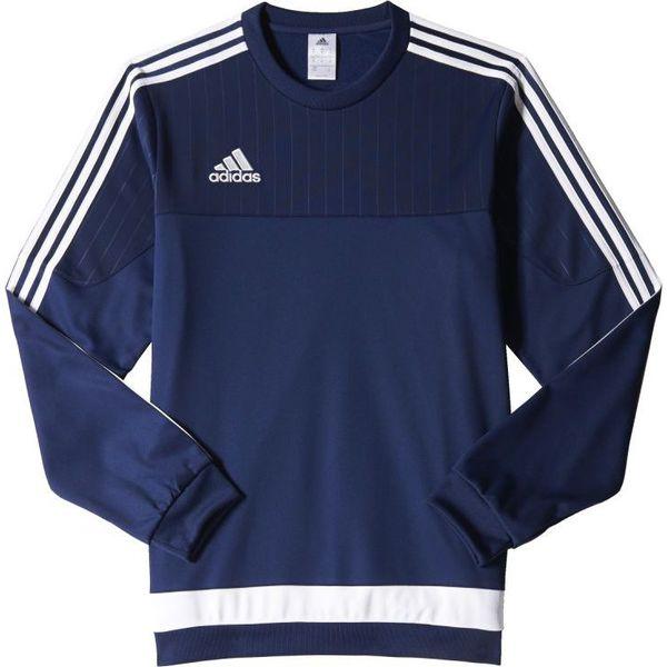 4fc03d6b9f29de Adidas Bluza treningowa Tiro 15 Sweat Top Granatowa, Rozmiar M ...