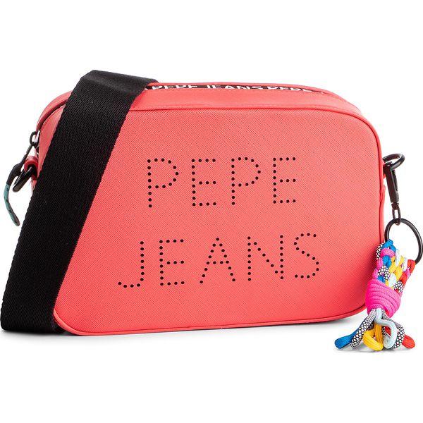 9272fb05c760e Torebka PEPE JEANS - Bany Bag PL030982 Francois Red 240 ...