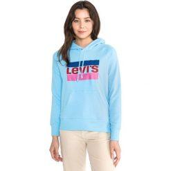 Bluzy damskie sportowe, polarowe, bawełniane Levi's bez