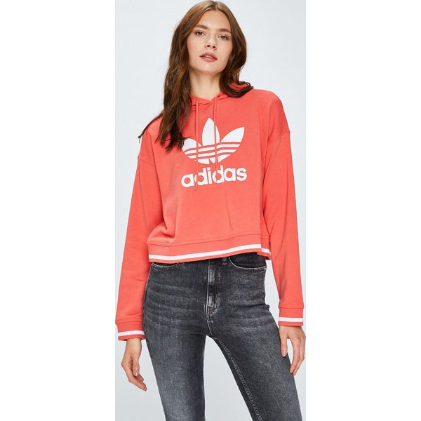 94f47f54e9 adidas Originals - Bluza - Bluzy z kapturem damskie marki adidas ...