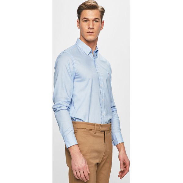 65a1065bbd438 Tommy Hilfiger - Koszula - Koszule męskie marki Tommy Hilfiger. Za ...