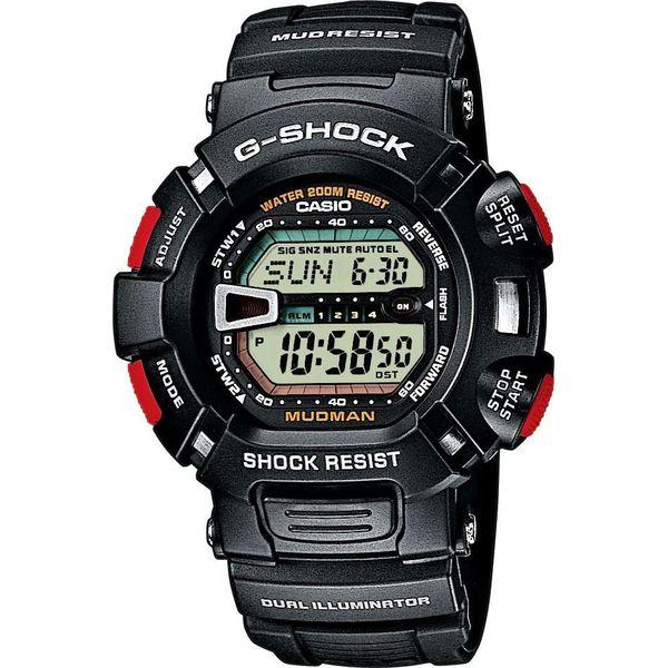 8e94d7d5923a Zegarek Casio Męski G-9000-1V G-Shock Mudman czarny - Zegarki męskie ...