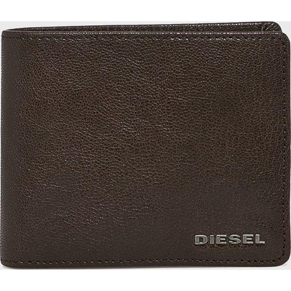 49936dcb9ffd0 Diesel - Portfel skórzany - Portfele męskie marki Diesel. Za 389.90 zł. - Portfele  męskie - Akcesoria męskie - Mężczyzna - Sklep Super Express