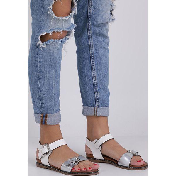 ab42fc87 Wyprzedaż - sandały damskie ze sklepu Casu - Kolekcja lato 2019 - Sklep  Super Express