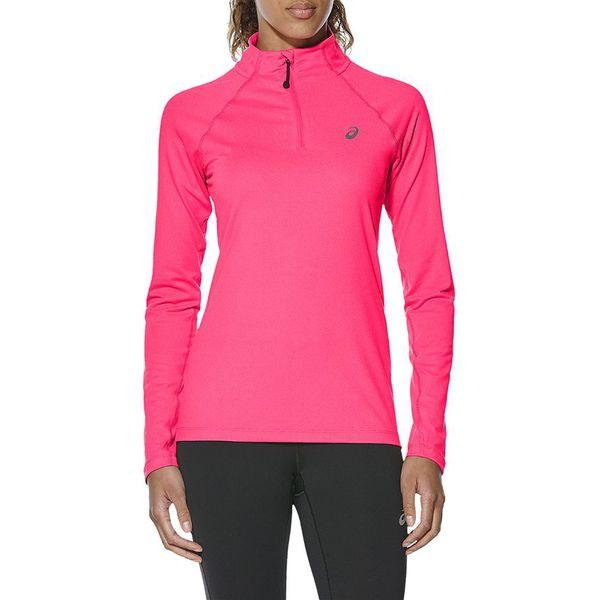 Asics Bluza damska LS 12 Zip Jersey różowa r. XS (141647 6039)