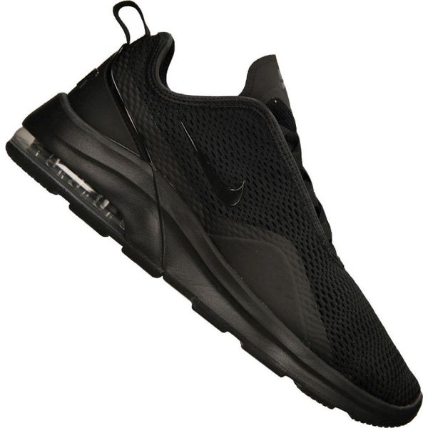 Czarne Buty Nike Air Max Motion 2 M AO0266 004
