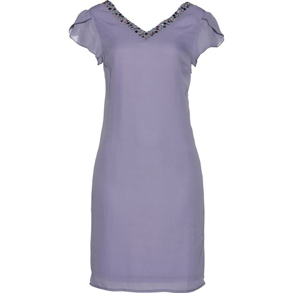 28cbe396c5 Sukienka bonprix dymny fioletowy - Sukienki damskie marki bonprix ...