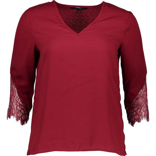 09be6612b7 Bluzka w kolorze czerwonym - Czerwone bluzki damskie marki Vero Moda ...