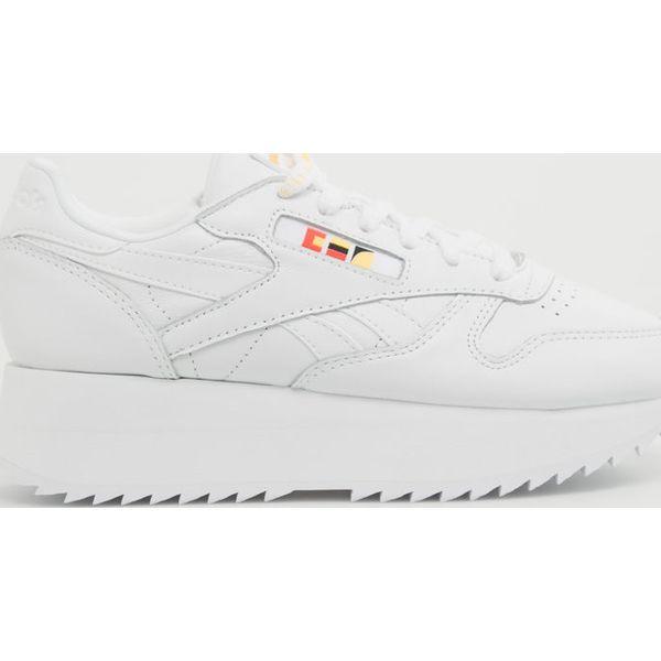 Buty sportowe damskie reebok na platformie, wyprzedaż
