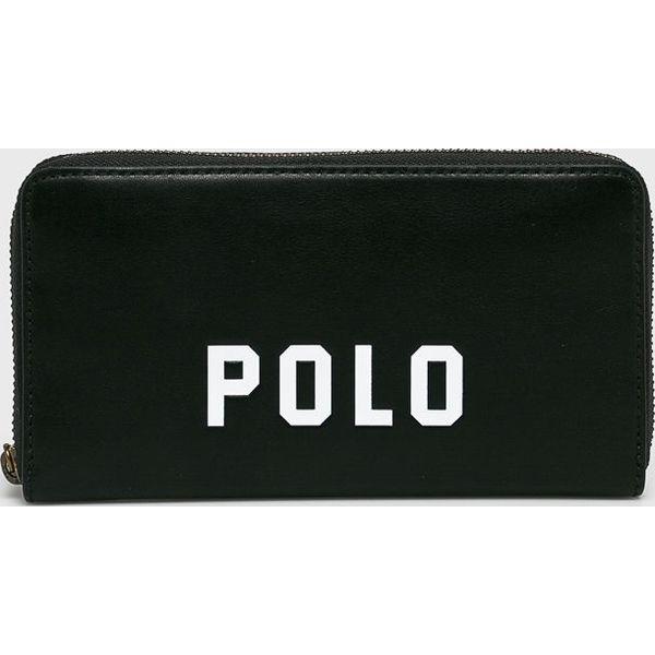 209da42719f16 Polo Ralph Lauren - Portfel skórzany - Portfele damskie marki Polo ...