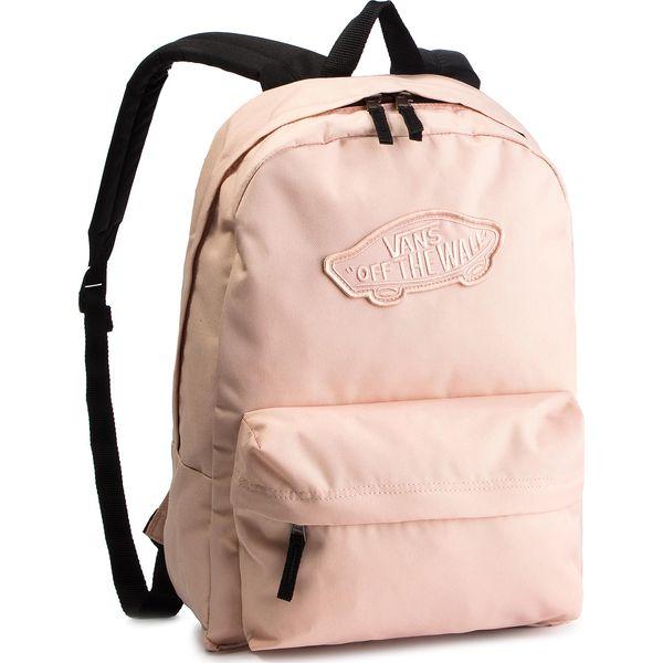 9230dbd749073 Plecak VANS - Realm Backpack VN0A3UI6OBJ Rose Cloud - Plecaki męskie ...