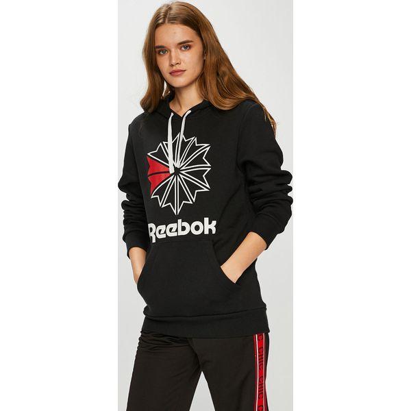 a356669b29b84 Reebok Classic - Bluza - Bluzy z kapturem damskie marki Reebok ...