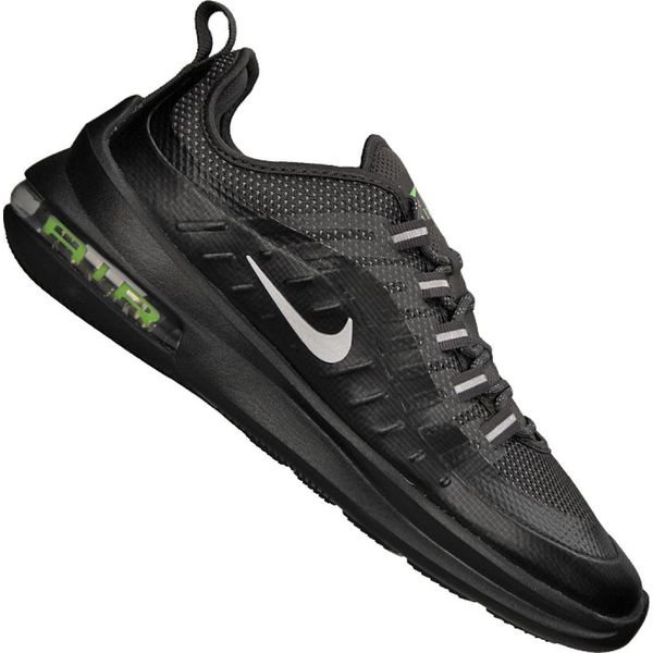 Nike Air Max Axis Premium Black Volt Total Orange AA2148 006