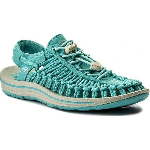 1ba3ab7be49cb7 Keen Sandały damskie Uneek Aqua Sea/Pastel Turquoise r. 39 (1018685 ...