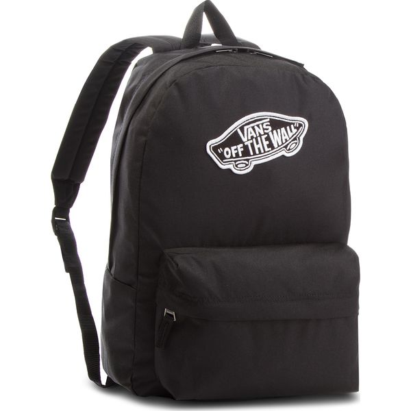 3ff9daede5ac5 Plecak VANS - Realm Backpack VN0A3UI6BLK Black - Plecaki damskie ...