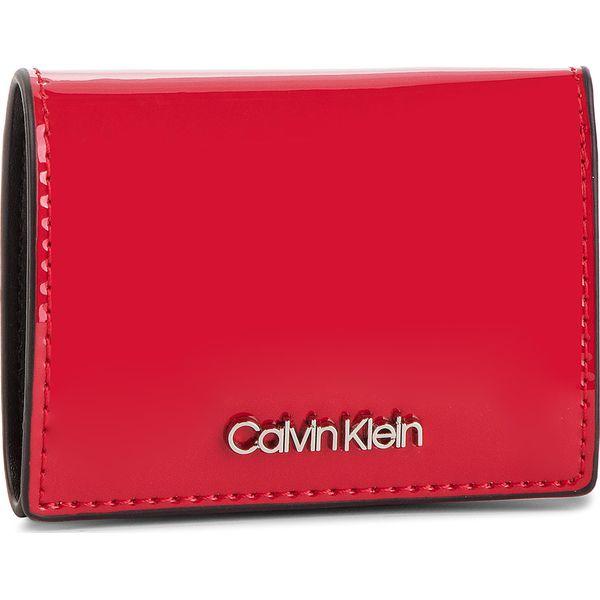 f881f24688195 Mały Portfel Damski CALVIN KLEIN - Small Wallet P K60K604960 640 ...