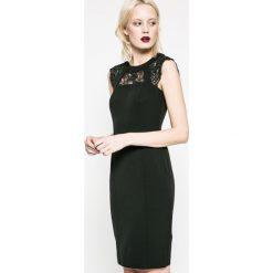 4362afdc Sukienka w kolorze czarno-białym