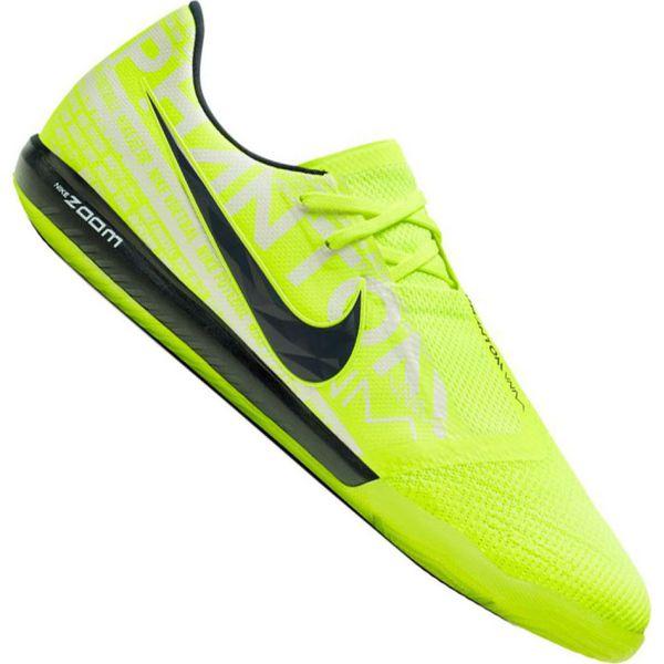 Buty halowe Nike Zoom Phantom Vnm Pro Ic M BQ7496 717 żółte żółty