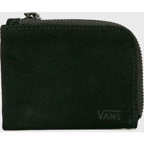 94240fd7aa05d Vans - Portfel skórzany - Portfele męskie marki Vans. W wyprzedaży ...