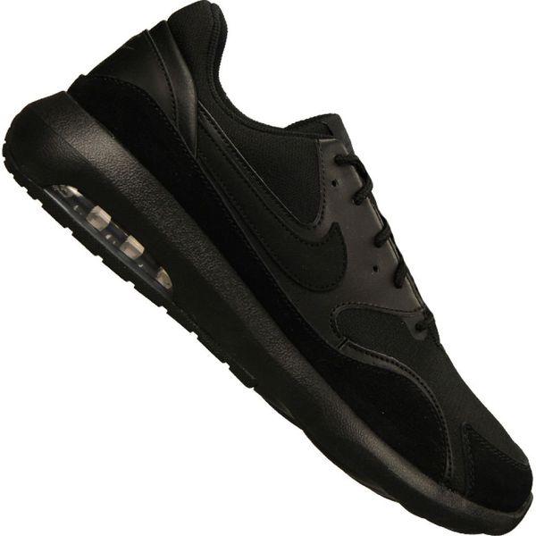 Czarne Buty Nike Air Max Nostalgic M 916781 006