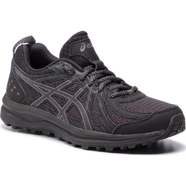 Buty ASICS Frequent Trail 1011A034 BlackCarbon 001