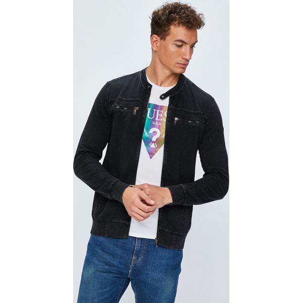 100c9016aeb01 Guess Jeans - Bluza - Bluzy bez kaptura męskie marki Guess Jeans