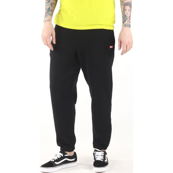 Vans Spodnie dresowe Czarny Czarne spodnie sportowe męskie