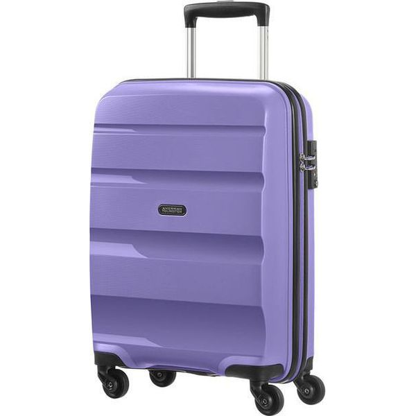 2c49857718853 Walizka Bon Air lavender purple (85A-32-001) - Walizki marki ...