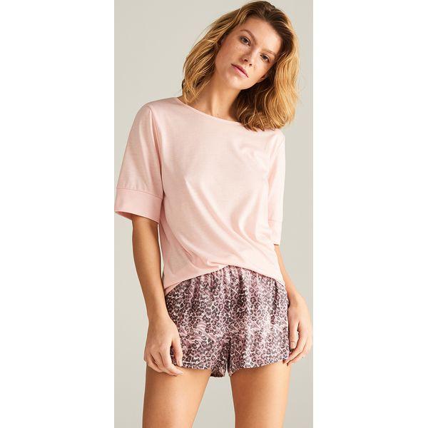 aee079ef511c82 Piżama z szortami - Różowy - Piżamy męskie Reserved. W wyprzedaży za ...
