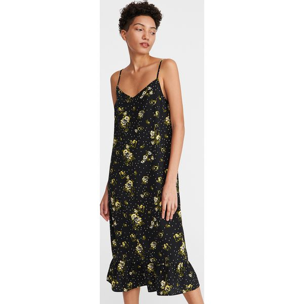 efaa9ca399cd8e Sukienki damskie ze sklepu Reserved - Kolekcja lato 2019 - Sklep Super  Express