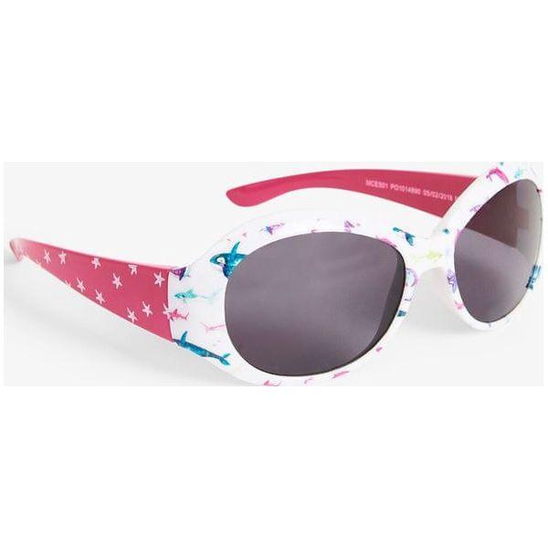 3c7cafdfa8b354 Hatley Okulary Przeciwsłoneczne Dziewczęce Uni Wielokolorowe ...