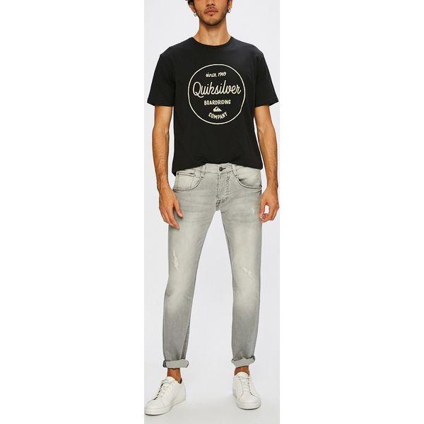 fa01644b4ab10 Guess Jeans - Jeansy Vermont - Jeansy męskie marki Guess Jeans. W wyprzedaży  za 339.90 zł. - Jeansy męskie - Spodnie męskie - Odzież męska - Mężczyzna  ...
