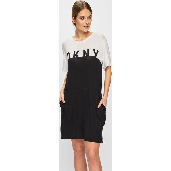 68909af99d47a3 Koszule nocne damskie DKNY - Kolekcja lato 2019 - Sklep Super Express