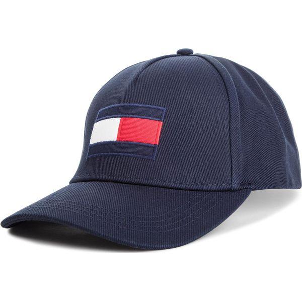 9ec5fdbe4f70e Czapka z daszkiem TOMMY HILFIGER - Flag Cap AM0AM04299 413 - Czapki ...