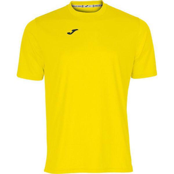 04efe0198 Joma sport Koszulka piłkarska Combi żółta r. S (100052.900) - Żółte ...