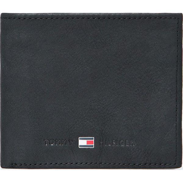 3d0e6bb68f9aa Tommy Hilfiger - Portfel Johnson Mini - Portfele męskie marki Tommy Hilfiger.  Za 229.90 zł. - Portfele męskie - Akcesoria męskie - Mężczyzna - Sklep  Super ...